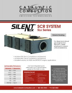 Silent nox scr brochure