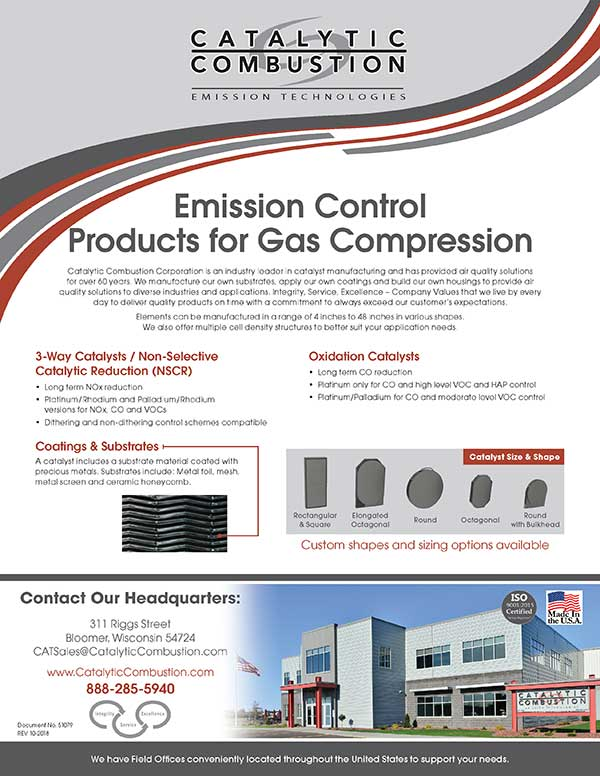 Emissions Control For Power Generation