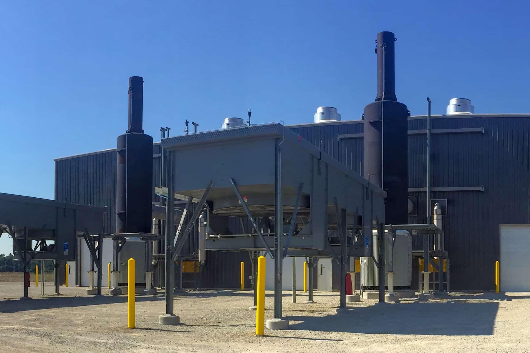 CCC Gas Compression