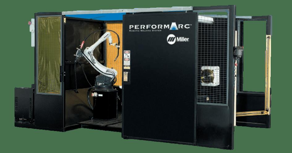 Miller Panasonic Robot