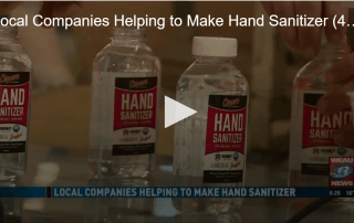Catalytic Combustion - hand sanitizer